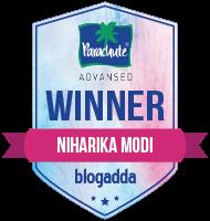 Yipee won at Bloggadda!!