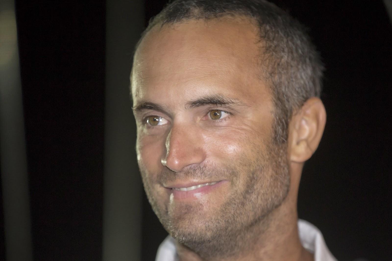 """Fabrice Amedeo rêve du Vendée Globe 2016 : """"j'ai senti que je pouvais le faire"""""""