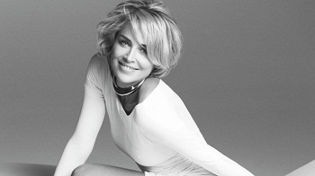 "Sharon Stone: ""I have brain damage, deal with it"""