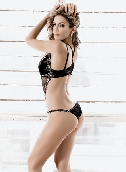 isabel madow bikini: