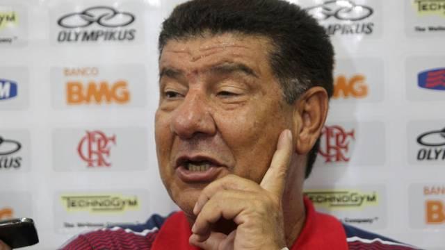 Joel Santana no Flamengo