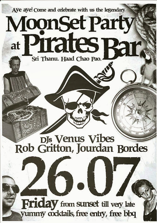 Pirates Bar Venue /
