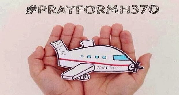 PRAY FOR MH370 - PLEASE COME BACK
