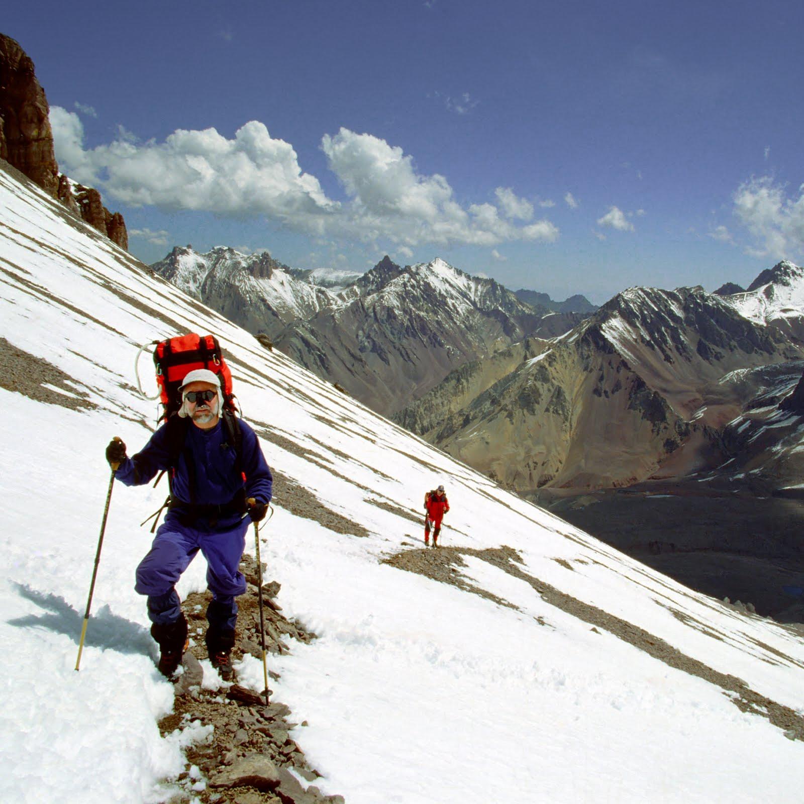 Cerro Aconcágua - 1999