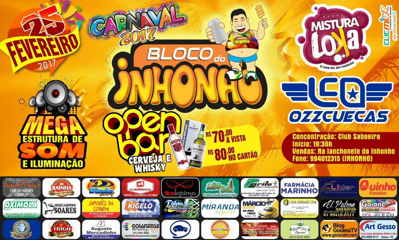 Boco Inhonho - Carnaval 2017