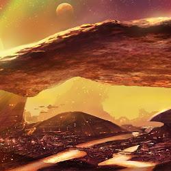 Real Martian Landscape Wallpaper 10