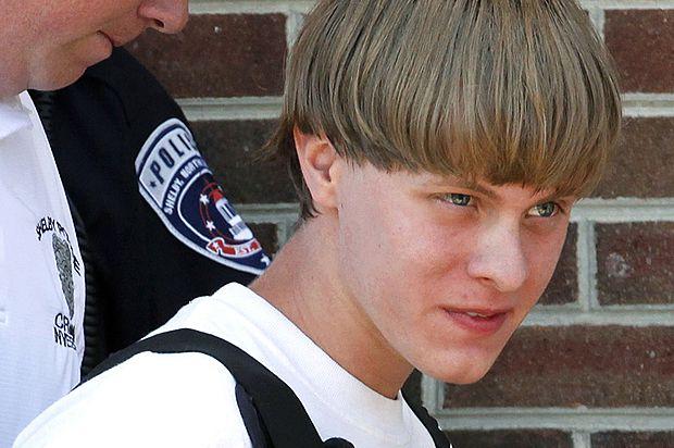 Por algum motivo Dylann Roof não foi acusado de terrorismo