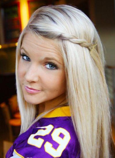 Beauty Babes 2013 Minnesota Vikings Nfl Season Sexy Babe