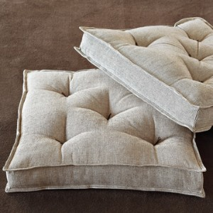 weekend escapades floor cushions