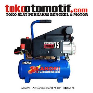 Pengertian Kompresor dan Jenis Air Compressor