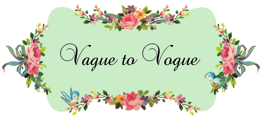 Vague to Vogue