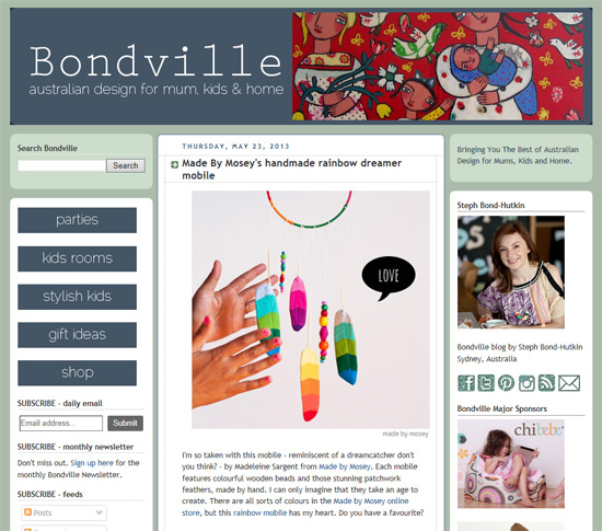 Bondville screenshot May 2013