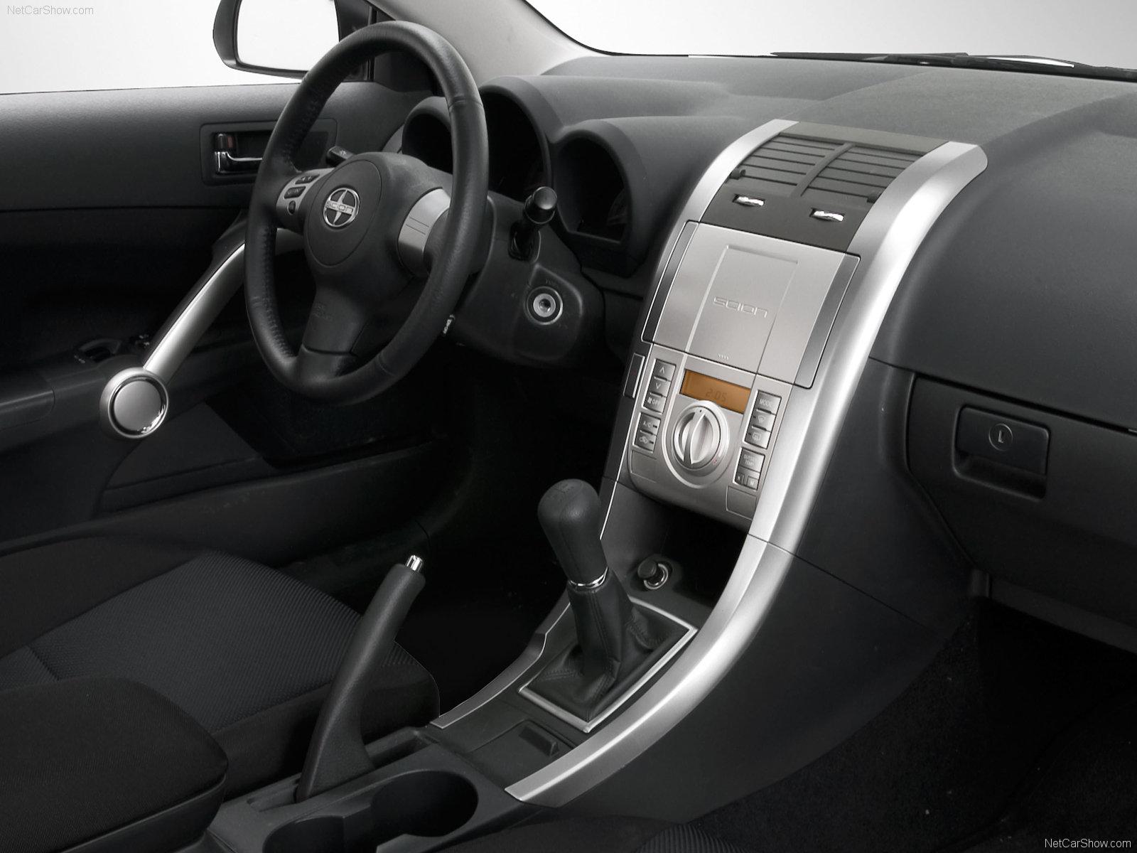Hình ảnh xe ô tô Scion tC 2008 & nội ngoại thất