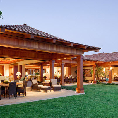 Fachadas de madera de casas modernas fotos construye hogar - Casas de madera fotos ...