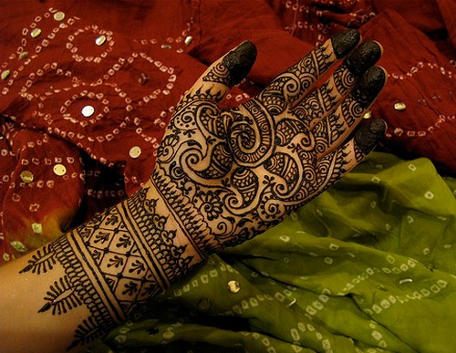 Mehndi Patterns For Small Hands : Womenfashion rajasthani mehndi designs for hands