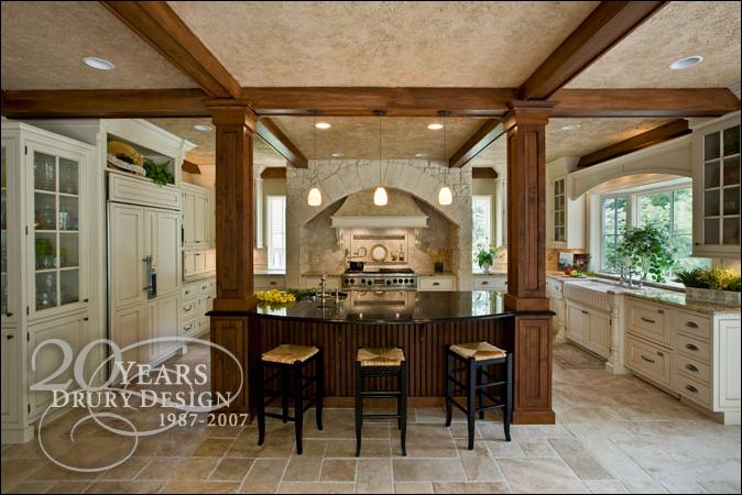 Traditional kitchen ideas room design inspirations for Best traditional kitchen designs