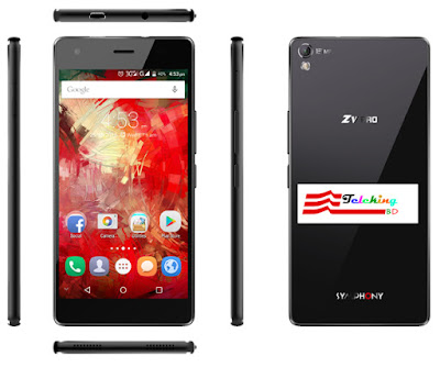 Symphony Xplorer ZV Pro Android Phone Specifications & Price