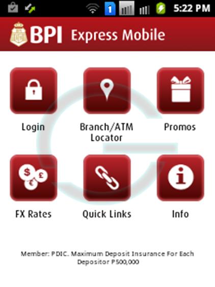 Geeky Juan - BPI Mobile App