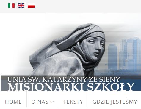 Międzynarodowa strona internetowa
