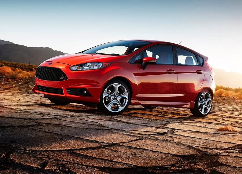 2014 Ford Fiesta ST Coming To Dealerships Soon
