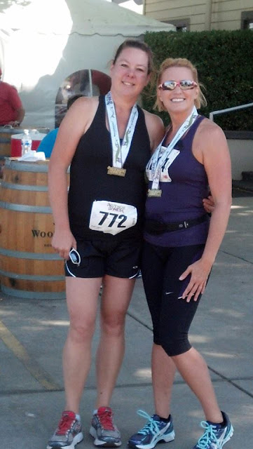 Avenue Of The Vines Half Marathon May 19, 2013