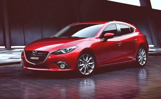 2017 Mazdaspeed 3 Concept