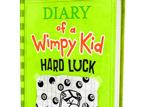 Diary Of A Wimpy Kid Books Hard Luck Big Blue Marble Blog: ...