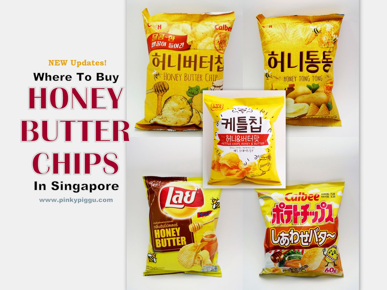 HONEY BUTTER CHIPS! Where To Buy The Popular Snacks In Singapore? Find Out Here!