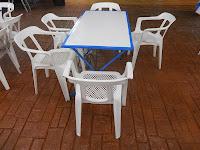 alquiler de mesa azul en jaen