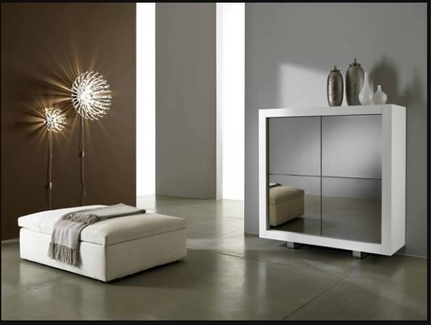 12 dise os de muebles para salas de metal elegantes y - Disenos de muebles para sala ...