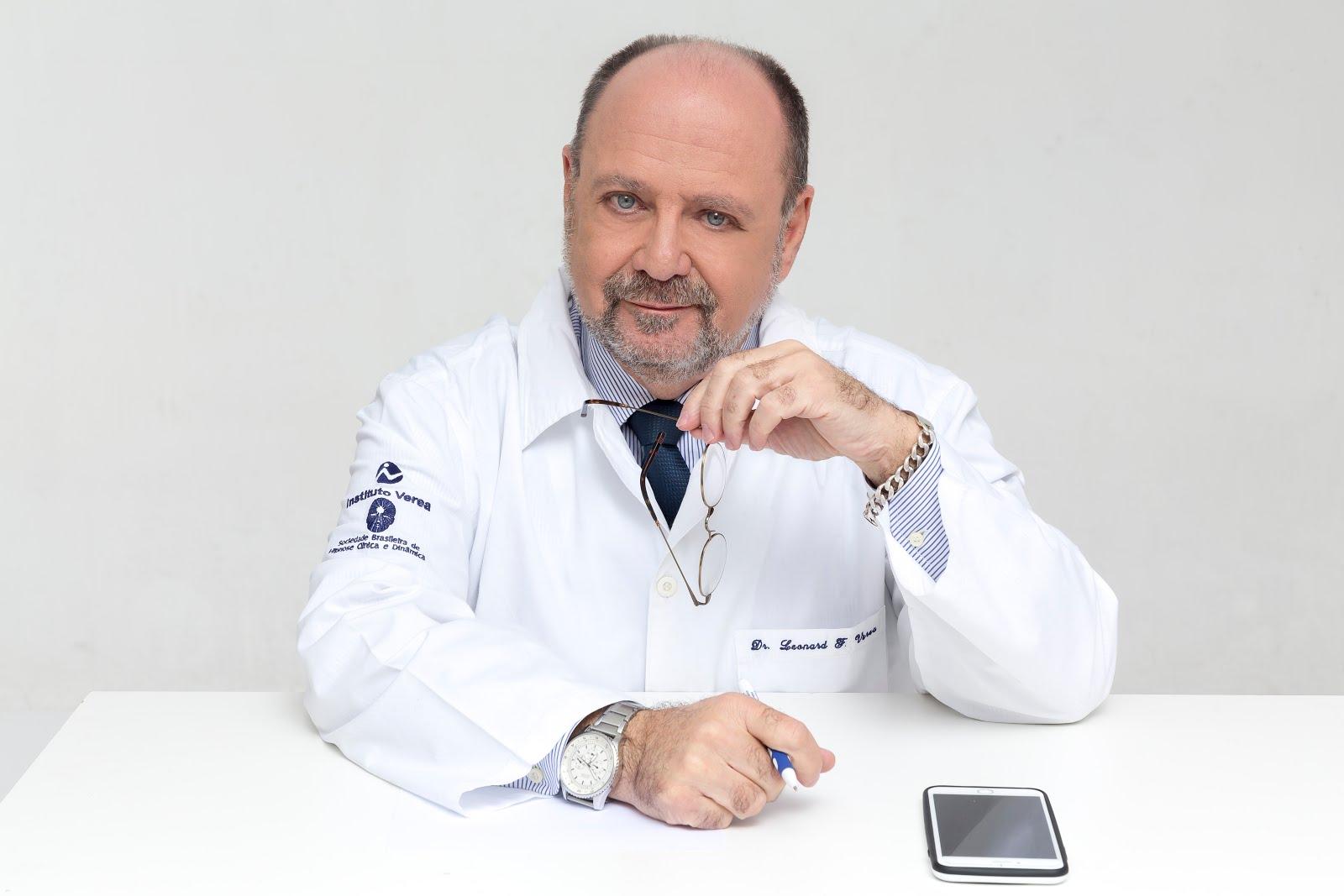Dr. Leonard Verea
