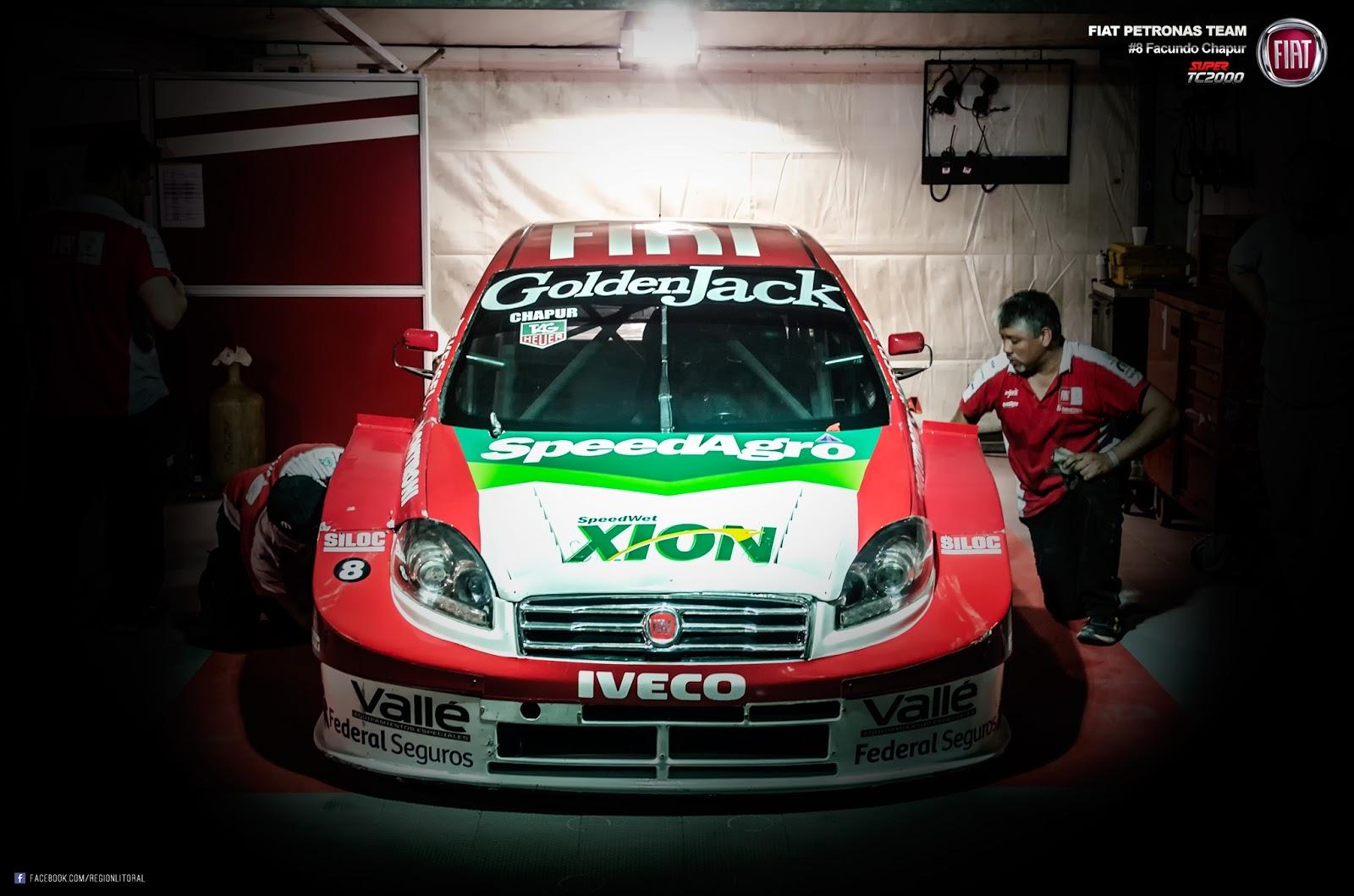 STC2000 Santa Fe Circuito Callejero