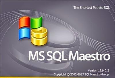 MS SQL Maestro Professional