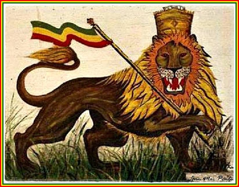 Just the Nature of Things Conquering Lion Of Judah