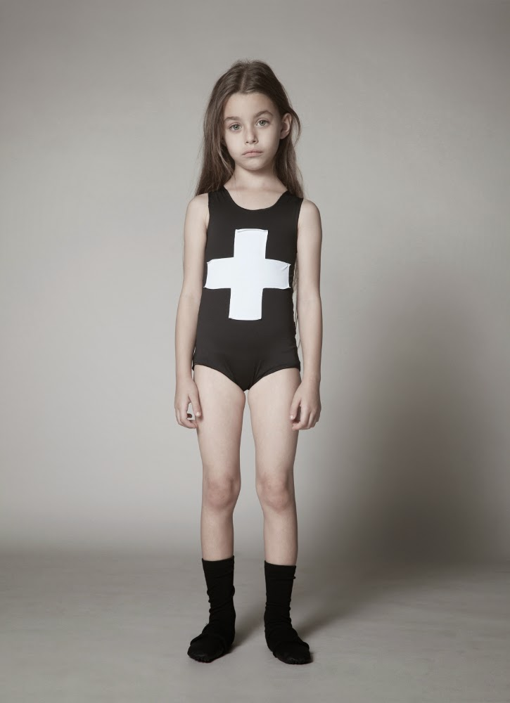 Coolest kids' swimwear for summer 2015! - Nununu Plus swimsuit