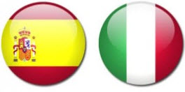 Logo Negara Spanyol dan Intalia - [http://zootodays.blogspot.com]