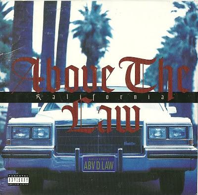 Above The Law – Kalifornia (CDM) (1995) (320 kbps)