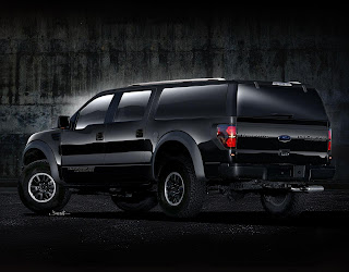 2012 Hennessey VelociRaptor APV Wallpapers