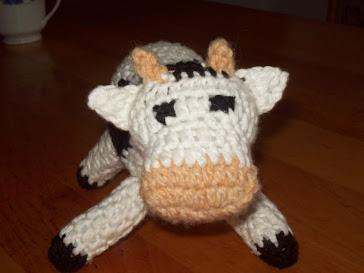 W międzyczasie krowa dla mojego Ola