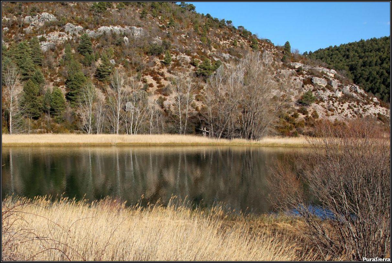 Laguna Del Marquesado (Arroyo Del Soto, Laguna Del Marquesado). Vista 2