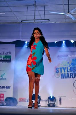University of Kelaniya 2011 fashion show
