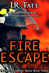 Fire Escape - Firefighter Heroes Series (Book Three)