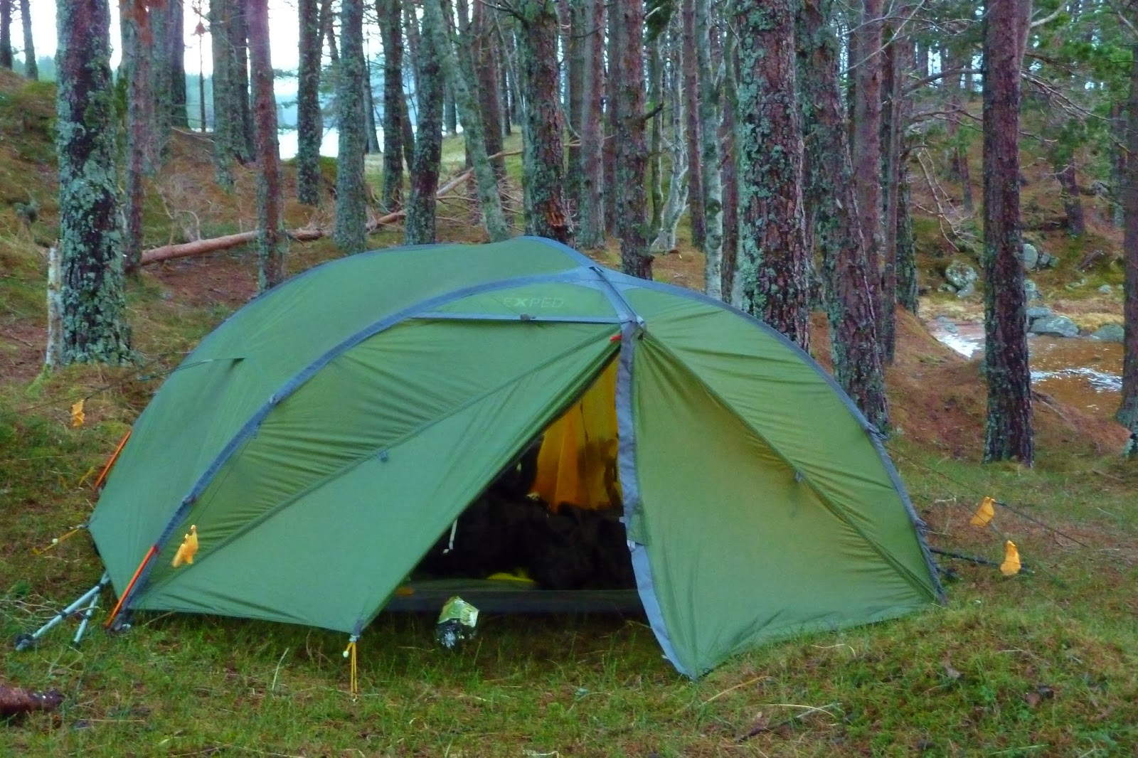 The Venus II is a spacious two-person three season backpacking or cycle touring tent. The first thing we absolutely loved about the tent was the space ... & the outdoor diaries: Tent review - Exped Venus II Ultralight