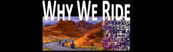 why we ride-neden suruyoruz