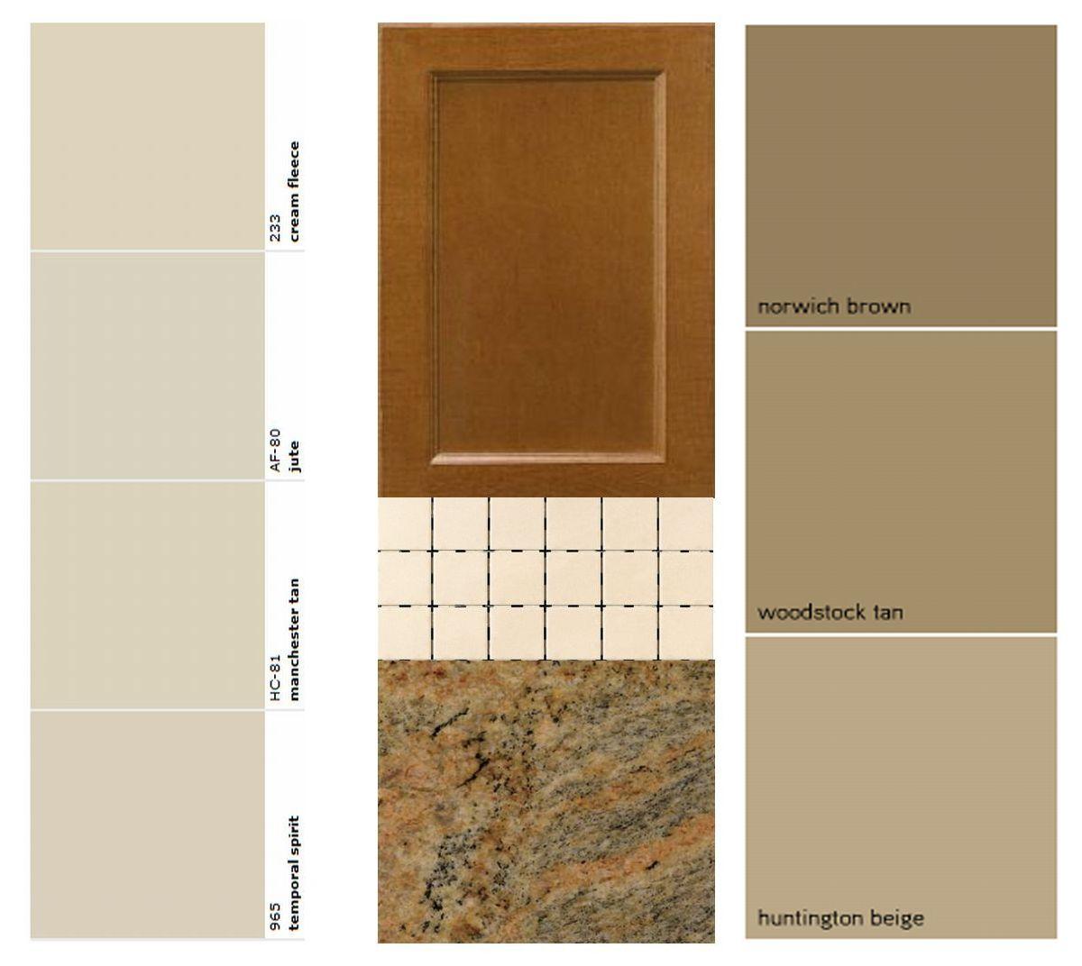 Paint Colors With Medium Oak Kitchen Cabinets: Carmen's Corner: WARM OR COOL PAINT COLORS?