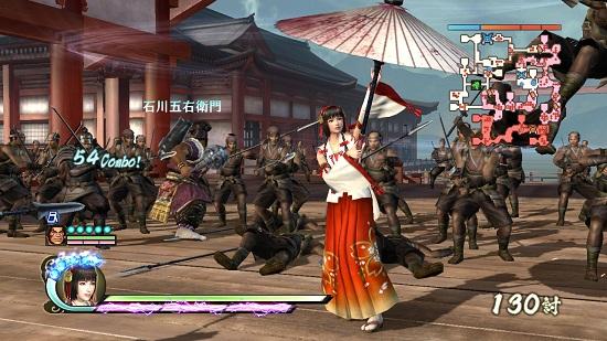 Samurai Warriors 4-II PC Game Full Downlaod.