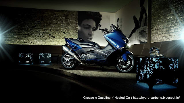 Yamaha TMAX 530 by Marcus Walz ~ Grease n Gasoline http://hydro-carbons.blogspot.com/2012/05/yamaha-tmax-530-by-marcus-walz.html