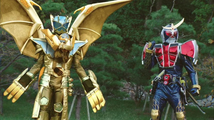 My Shiny Toy Robots: Movie REVIEW: Kamen Rider x Kamen ...