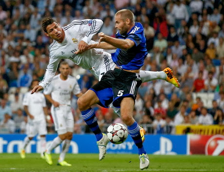 Video Real Madrid vs FC Copenhagen 4-0 Hasil Liga Champions 3 Oktober 2013