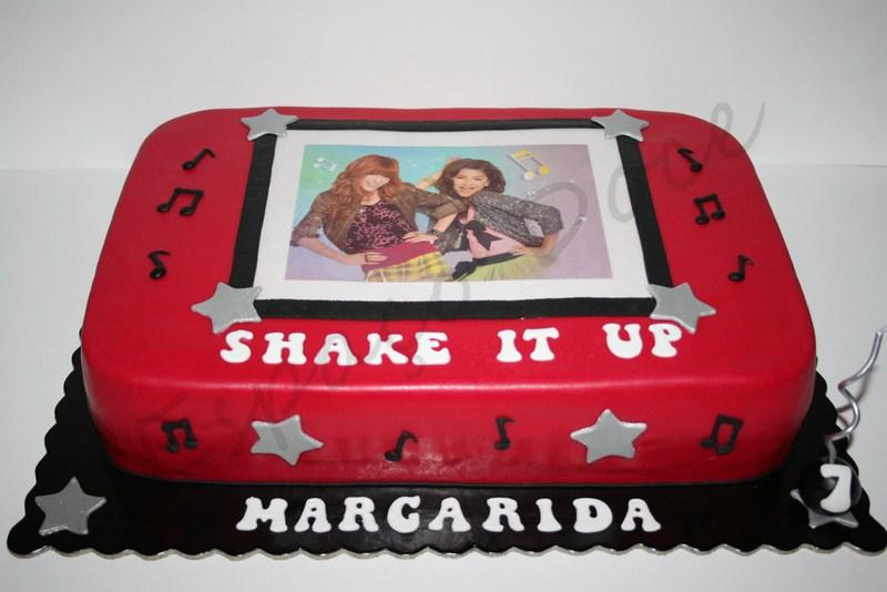 Shake It Up  Moldura